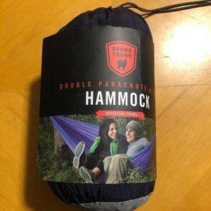Grand Trunk Double Parachute Nylon Hammok NEW